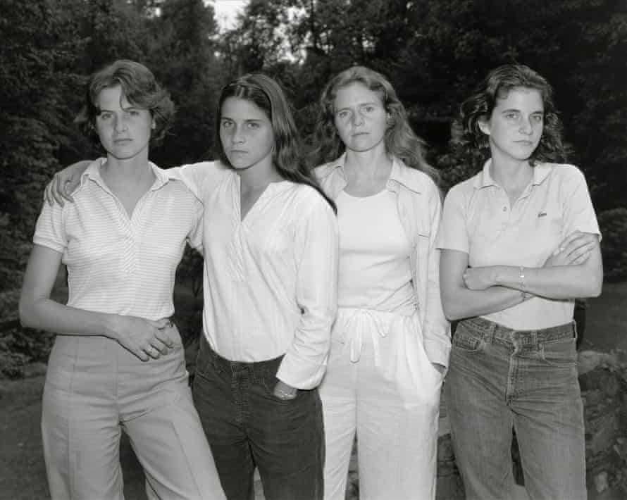 The Brown Sisters 1975