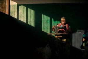School Tailor by Rafael Hernandez, Mozambique