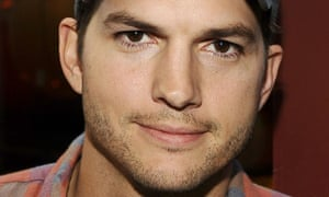 Ashton Kutcher is unhappy about reporting on Uber.