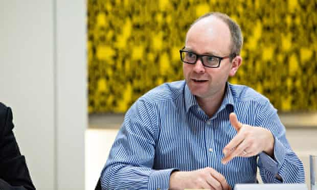Stephen Adams - Guardian/Atkins Roundtable: 'Future Proofing Energy', 03/11/2014.