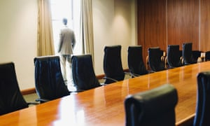 While 94% of corporate boards said that they wanted to help their companies with sustainability, a mere 15% of corporate boards agreed to train their members on corporate responsibility, and only 9% agreed to link executive pay to sustainability performance.