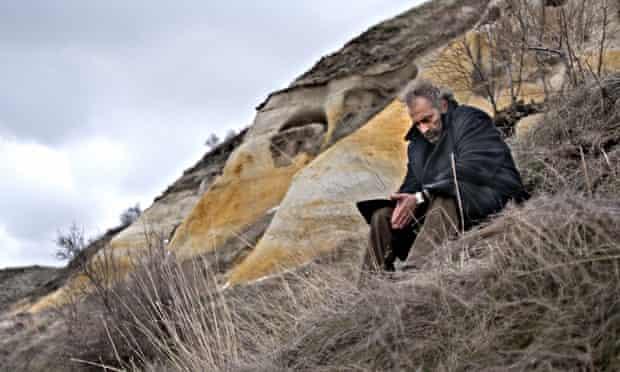 Haluk Bilginer in Winter Sleep