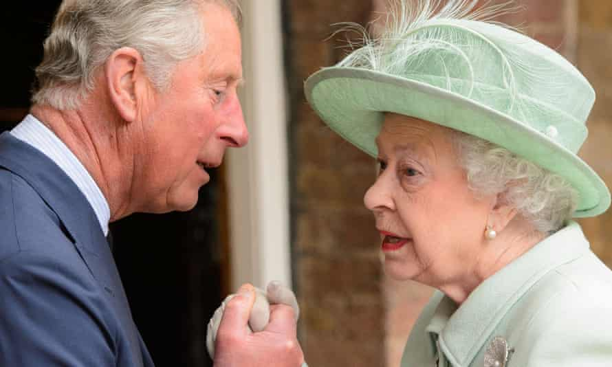 Prince Charles and Queen
