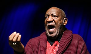 Comedian Bill Cosby performs at Madison Square Garden