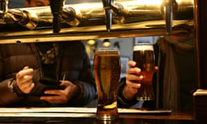 Around half of Britain's 50,000 pubs are run by tenants under the beer tie.