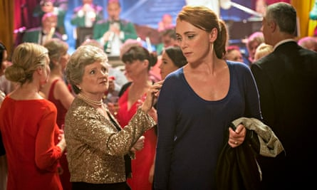 The Casual Vacancy, an adaptation of the JK Rowling novel, is part of the BBC's new drama season