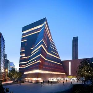 Tate Modern Project.