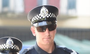 Senior Constable Paul Topham said that for him, Anderson's calculating nature called into question whether he was mentally ill.