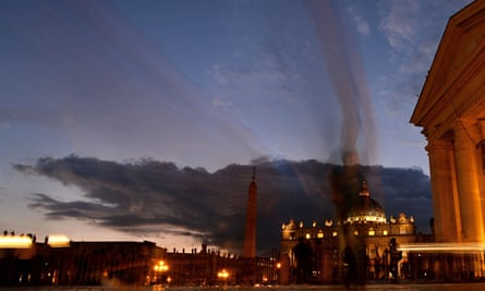 The Vatican at dawn