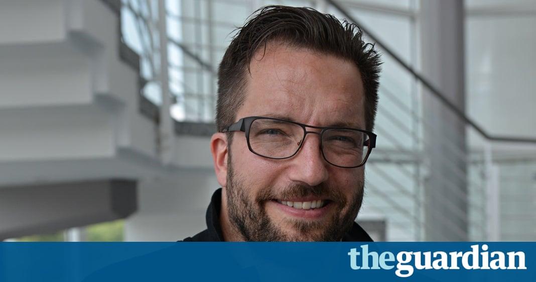 Rosetta Spacecraft Scientist Matt Taylor Prepares For