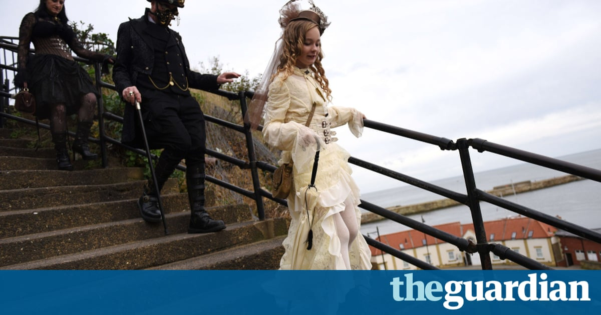Whitby Goth Weekend In Pictures Culture The Guardian