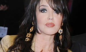 French actor Isabelle Adjani, in 2010