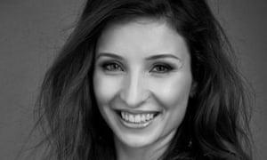 Author Sarah Ayoub