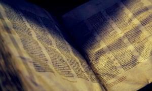 The Codex Sinaiticus