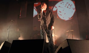 Jesus And Mary Chain Perform At The Troxy In London