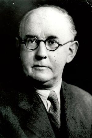 WP Crozier circa 1940