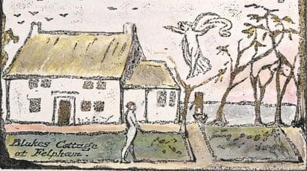 Blake's cottage.