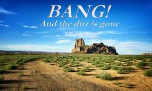 Bang motivational poster