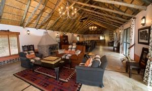 Imvelo Camelthorn Lodge, Zimbabwe