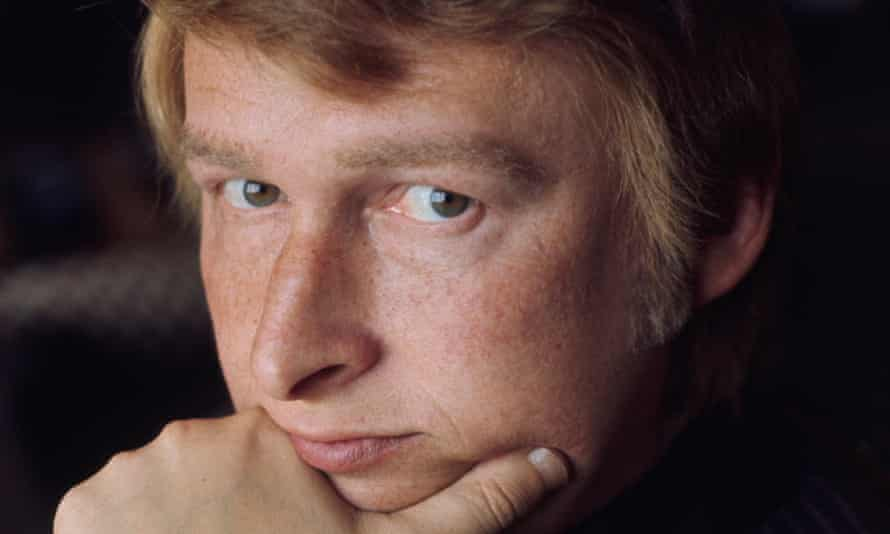 Mike Nichols in New York in 1970.