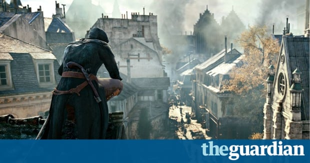Assassin's Creed Unity review – ambitious adventure ...