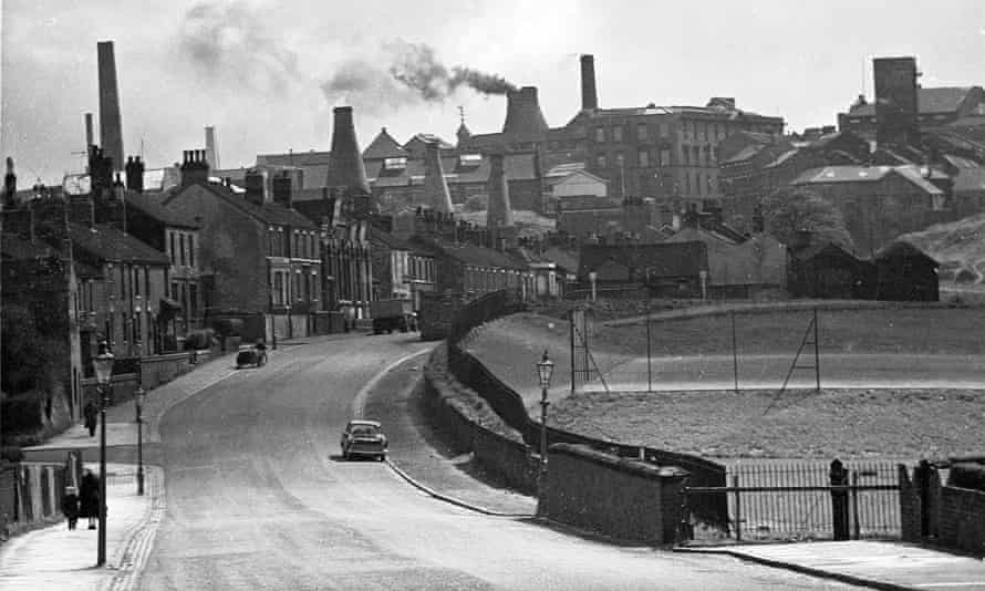 During the 1950s there was full employment in Stoke-on-Trent, with around 70,000 people employed by the potteries. Today, that figure is 10,000.