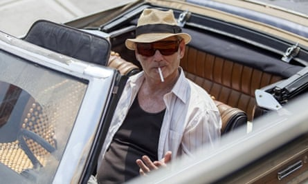 Bill Murray in his new movie St. Vincent