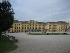 Schronbrunn Palace Vienna