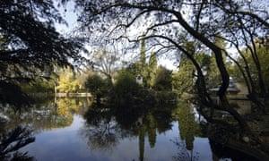 Parque El Capricho Madrid Spain