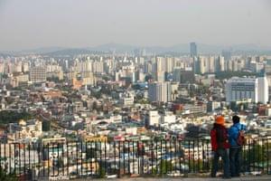 suwon in south korea