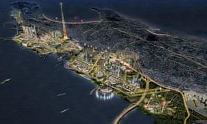 The dockland redevelopment: Mumbai's last big chance