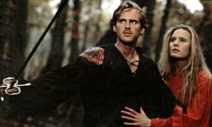'The gift that keeps giving' … Carry Elwes with Robin Wright in The Princess Bride. Photograph: Rona
