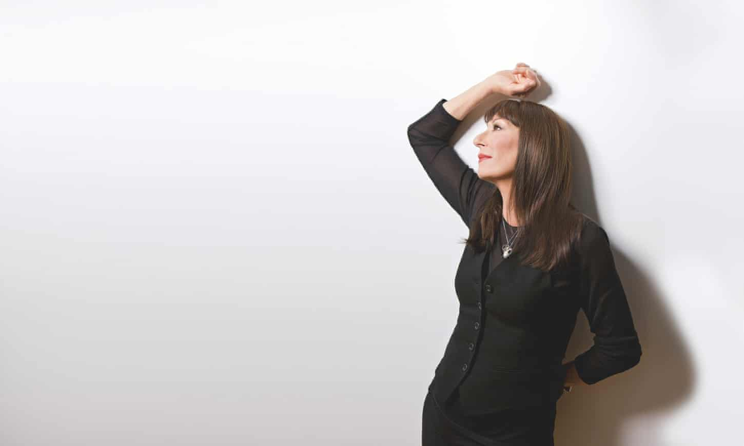 Anjelica Huston: 'I wanted a perfect romance and a lovely husband'