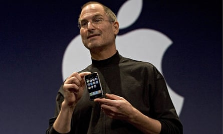 The late Apple chief executive Steve Jobs was among the first to grasp the potential of smartphone a