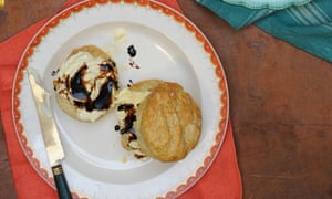 The Trick Of Treacle Whisky Glazed Parkin And Vanilla