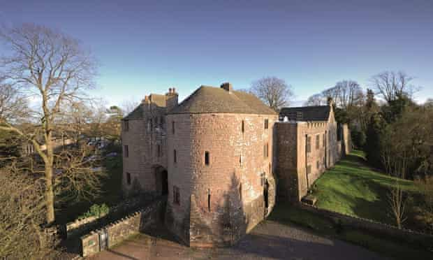 YHA St Briavels Castle, Gloucestershire