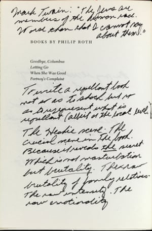 Notes to self: Philip Roth: Portnoy's Complaint (1969)