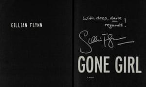 Notestoself: Gillian Flynn Gone Girl (2012)