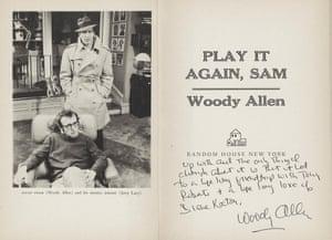 notestoself: Woody Allen's Play It Again, Sam