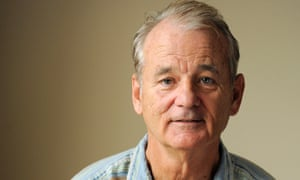 If God was one of us … Bill Murray in 2012.