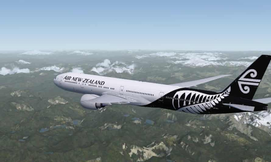 Air New Zealand triumphed in the business-class airline category