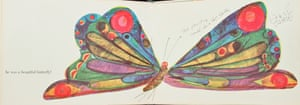 notestoself: Eric Carle's The Very Hungry Caterpillar (1969)