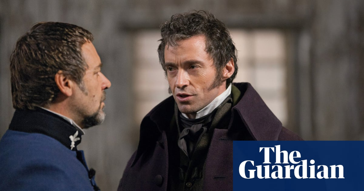 Les Miserables My Most Overrated Film Film The Guardian