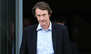 Jim Ratcliffe, the founder of Ineos