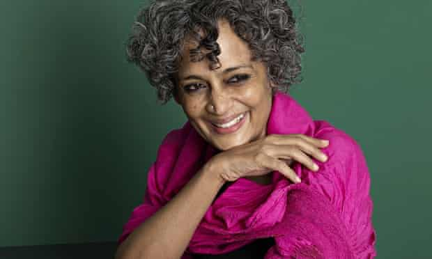 Arundhati Roy: 'Most of what I've written is to do with being in solidarity with resistance movement