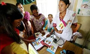 Clinic in Nepal