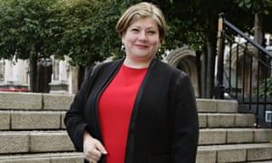 Emily Thornberry resignation