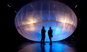 Google's Project Loon balloons have travelled three million kilometers.