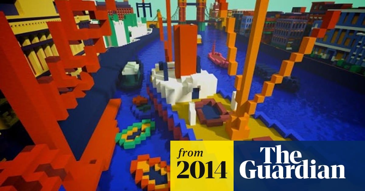 Tate Worlds will turn real-world artworks into Minecraft maps