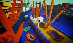 Tate Worlds Will Turn Real World Artworks Into Minecraft Maps